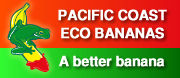 Pacific Coast Eco Banana